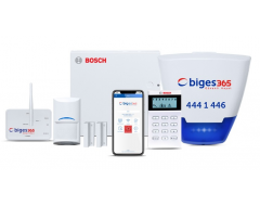Bosch - AMAX 2100 Kablolu Akıllı Alarm Seti