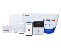 Bosch - AMAX 3000 Kablosuz Akıllı Alarm Seti - SmartBox Network