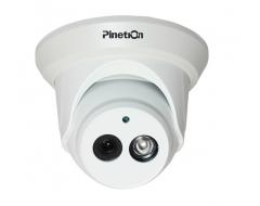 Pinetron - PNC-IE4E6F-EXIR 4MP IP 3.6mm Sabit Lens H.265 Dome Güvenlik Kamerası