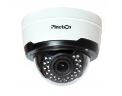 Pinetron - PNC-IV3E6V-IR 3MP IP 2.8-12mm Varifocal Lens H.265 Dome Güvenlik Kamerası