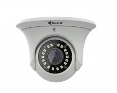 VGuard - VG-250-DF 2MP 4in1 3.6mm Sabit Lens Dome Güvenlik Kamerası