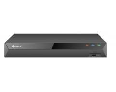 VGuard - VG-4C1P-NVR 4 Kanal 8MP H.265+ 1 Disk PoE Network Kayıt Cihazı