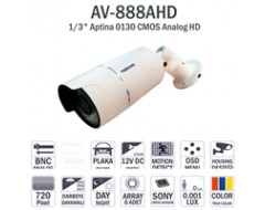 Avenir AV-888AHD  IR Dome Kamera
