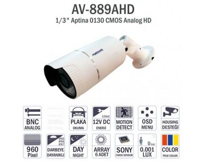Avenir AV-889AHD IR Dome Kamera