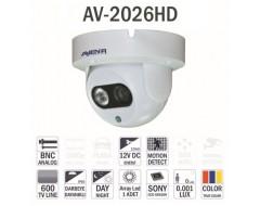 Avenir Av-2026HD Dome Kamera