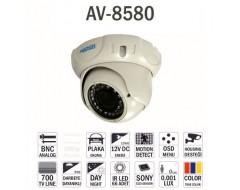 Avenir Av-8580 Dome Kamera