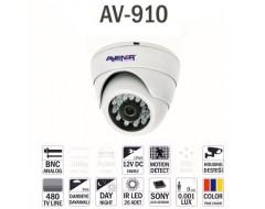 Avenir Av-910 Dome Kamera