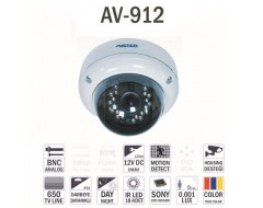 Avenir Av-912 Dome Kamera