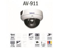Avenir Av-911 Dome Kamera