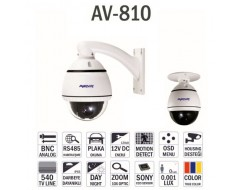 Avenir Av-810 Speed Dome Kamera