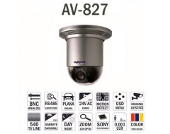 Avenir Av-827 Speed Dome Kamera