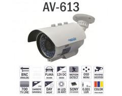 Avenir  AV-613 Gece Görüşlü Kamera