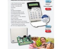 Crow Runner 8 Blue 60482 B Kontrol Paneli ve Keypad
