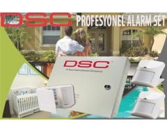 DSC Alarm Sistemi MONTAJ DAHİL