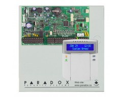 "Paradox "" EVO192 K641LCD  KEYPAD"" 192-Zon Alarm Paneli"