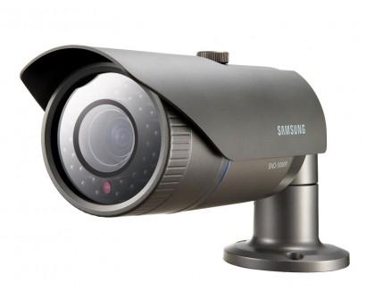 Samsung SNO-5080R Gece Görüşlü IP Kamera