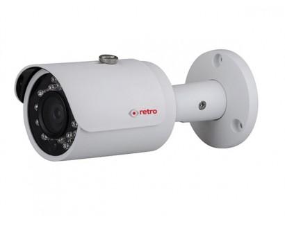 RETRO-RD-1200S-B-2.0 Megapiksel 1080P IR Bullet HDCVI Kamera
