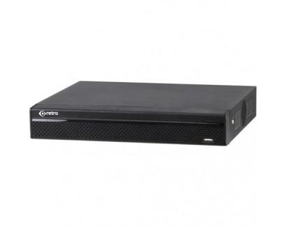 Retro RD-5104XVR 4 Kanal 1080P XVR Kayıt Cihazı