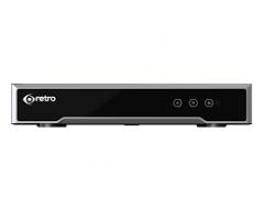 RETRO-RT-DVR7204-4 Kanal 1080N Lite Platinum Kayıt Cihazı