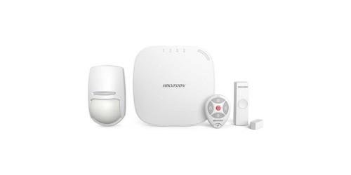 Dünya Devi Hikvision'da Artık Alarm Sistemi Konusunda Sahnede...