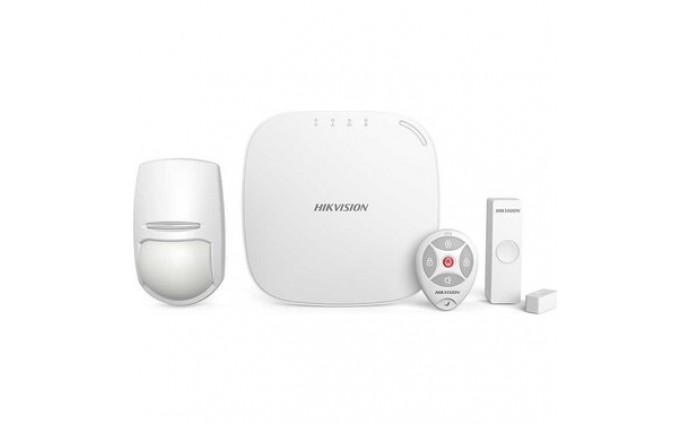 Dünya Devi Hikvision'da Artık Alarm Sistemi Konusunda Sahnede