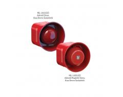 Maxlogic Akıllı Adresli Yangın Algılama ve Alarm Sistemleri İçin Aksesuarlar