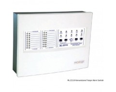 Maxlogic Serisi Konvansiyonel Yangın Alarm Santral ML-22102