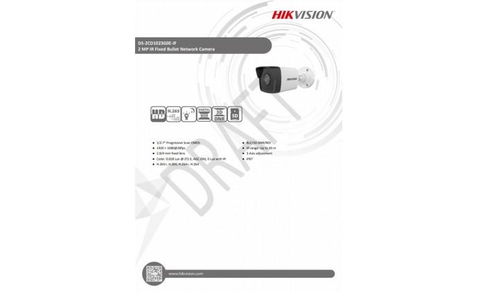 Hikvision Kamera İzmir Özellikleri